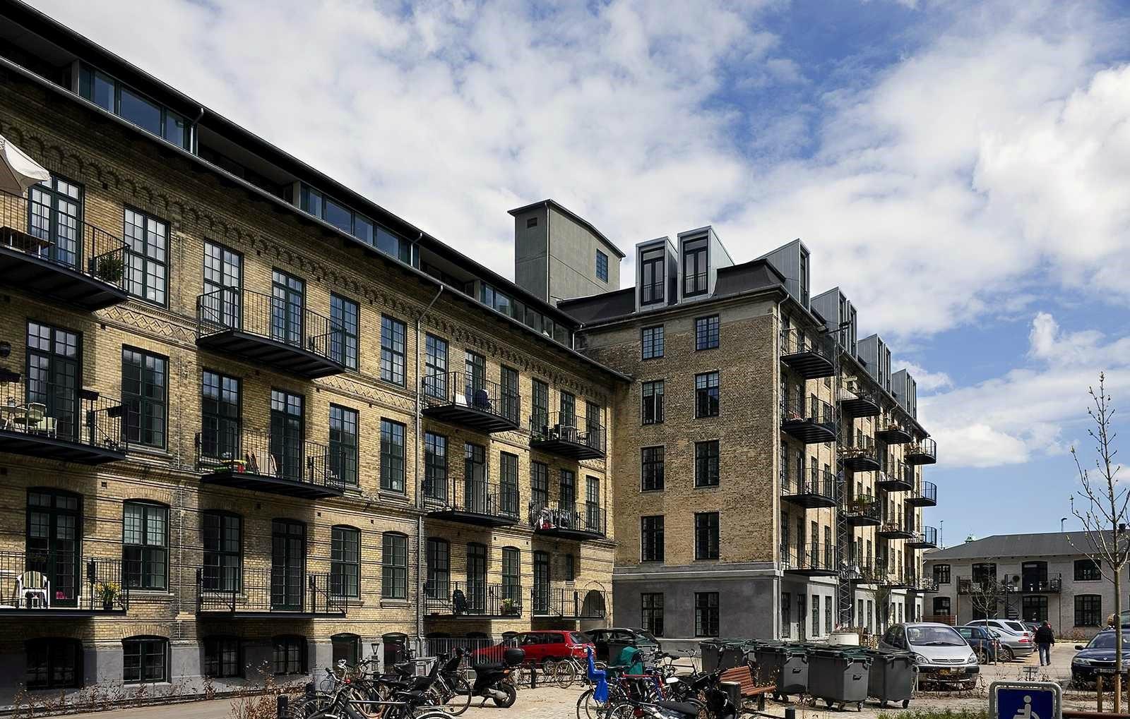 Porcelænshaven på Frederiksberg – byudvikling