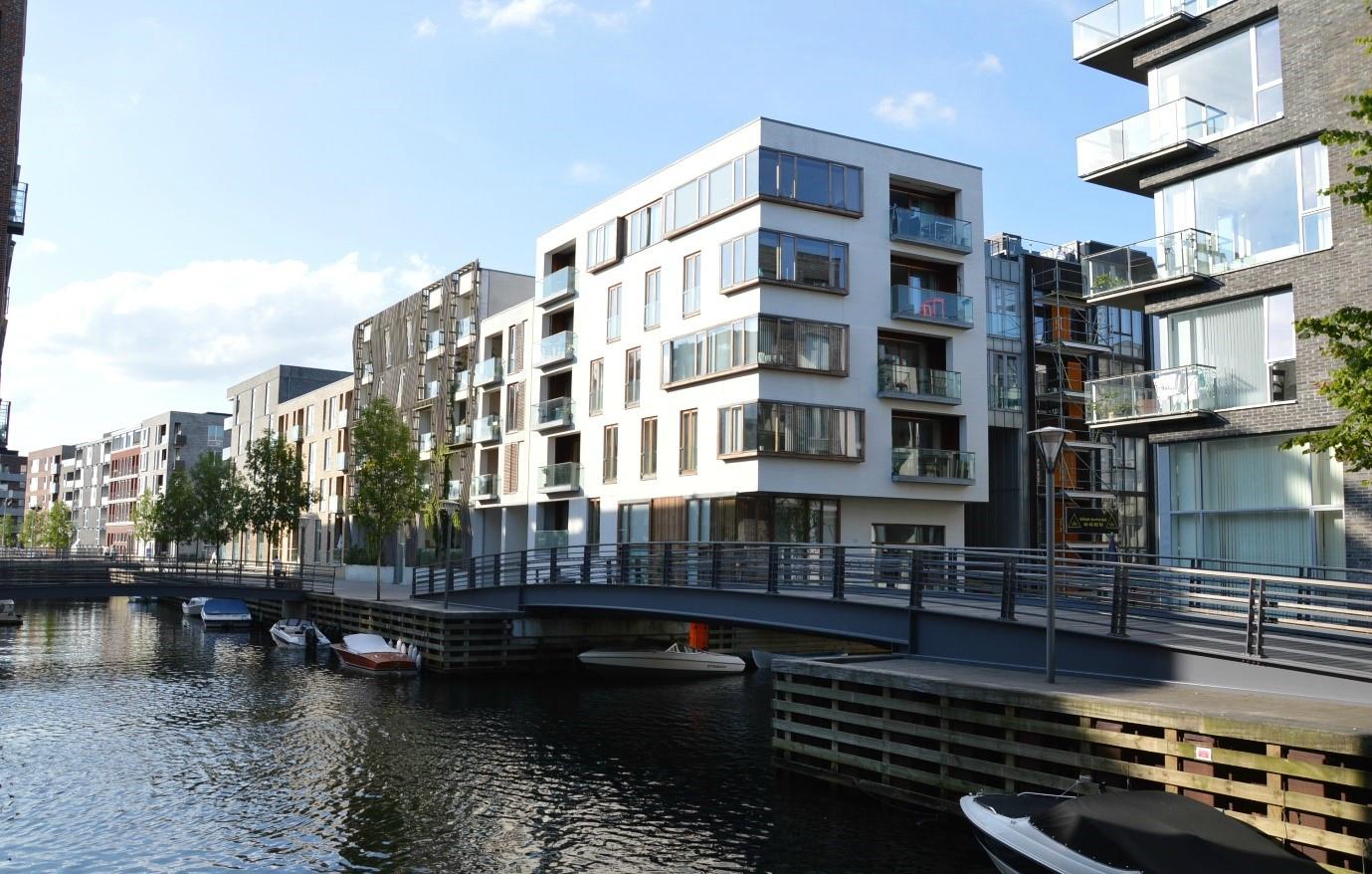Sluseholmen i Københavns Sydhavn – byudvikling