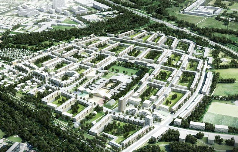 Bydelsløft af Tingbjerg-Husum